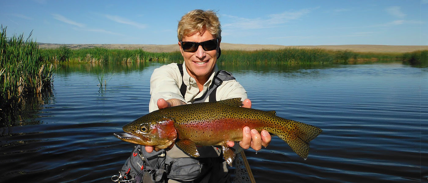 The Quiet Fly Fisher :: Southern Utah Fly Fishing Guide